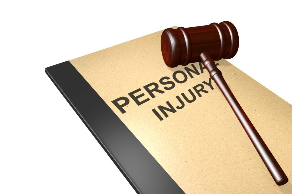 A Personal Injury Lawyer
