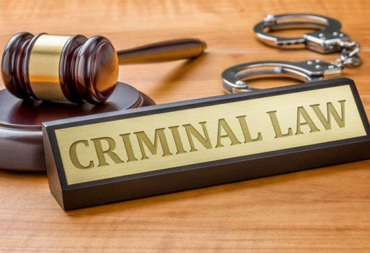 Criminal Lawyer